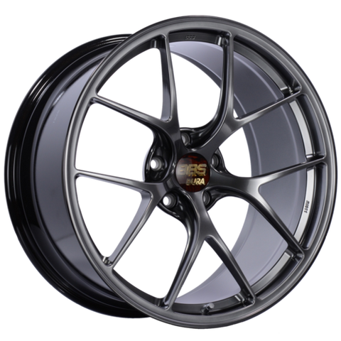 BBS RI-D 011 20x10 5x120 ET34 Diamond Black Wheel -82mm PFS/Clip Required