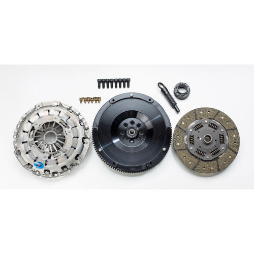 South Bend / DXD Racing Clutch 04-08 Audi S4 B6/B7 4.2L Stg 2 Daily Clutch Kit (w/ FW)