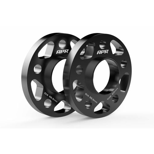 APR Spacers (Set of 2) - 66.5mm CB - 20mm Thick