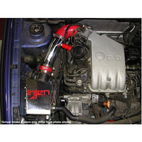 INJEN IS SHORT RAM COLD AIR INTAKE SYSTEM (POLISHED) - IS3010P