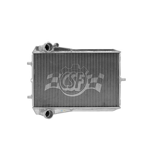 CSF Porsche 911 Turbo/GT2 (996 & 997) All-Aluminum High Performance Left Side Radiator