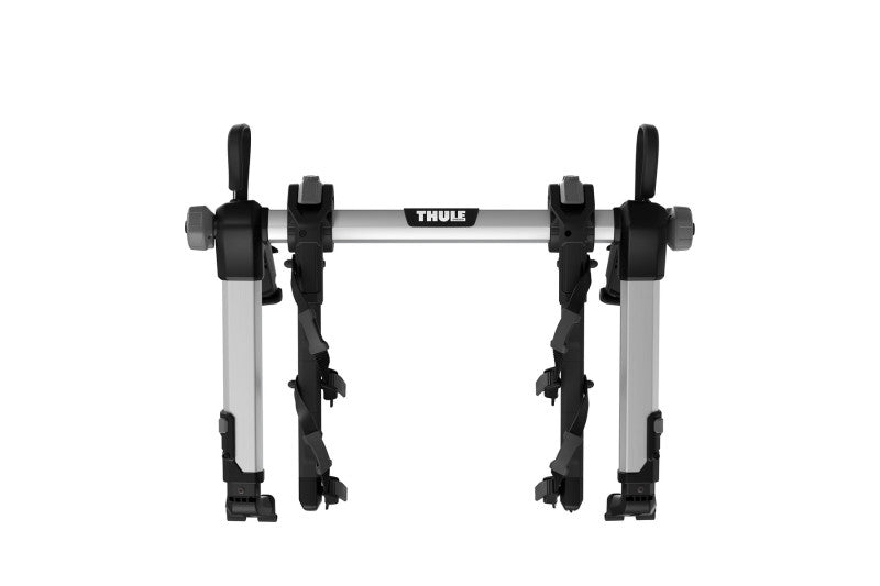 Thule OutWay Hanging-Style Trunk Bike Rack (Up to 2 Bikes) - Silver/Black