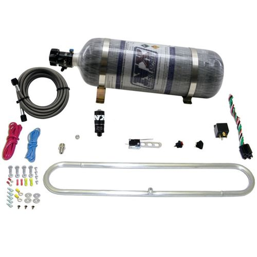 Nitrous Express N-Tercooler System w/Composite Bottle
