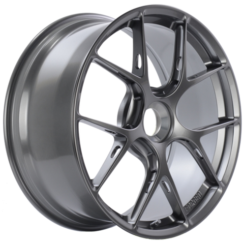 BBS FI-R 133 20x9 Center Lock ET52 CB84 Gloss Platinum Wheel