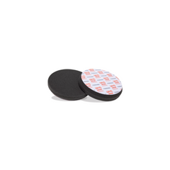 Griots Garage Black Foam Finishing Pad 6.5in - Set of 2