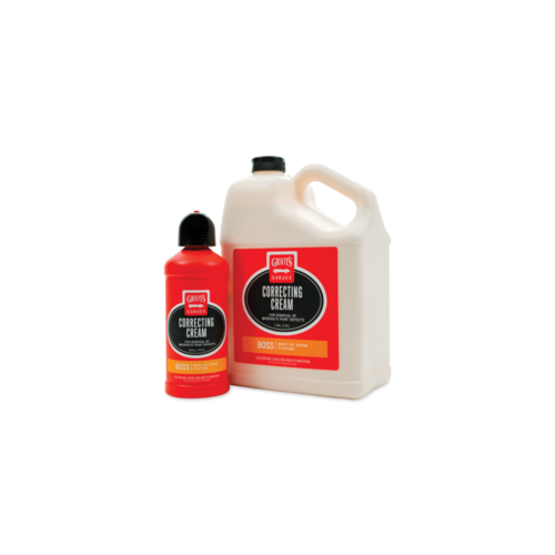 Griots Garage BOSS Correcting Cream - 16oz