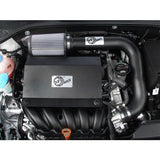 aFe POWER Magnum FORCE Stage-2 Cold Air Intake System w/Pro DRY S Filter Media Volkswagen Jetta (MKVI) 12-14 L5-2.5L