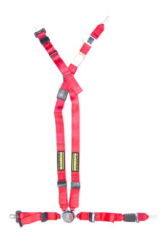 SCHROTH QuickFit Pro 4 Point Harness
