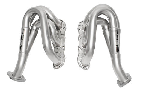 Porsche 981 GT4 / Spyder Competition Headers (catless)