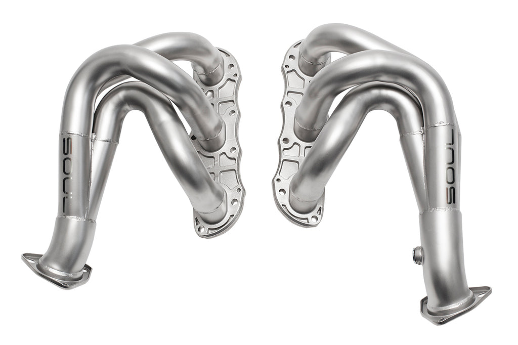 Soul Performance Porsche 987.2 Cayman / Boxster Competition Headers (catless)