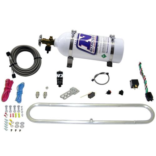 Nitrous Express N-Tercooler System for CO2 w/5lb Bottle (Remote Mount Solenoid)