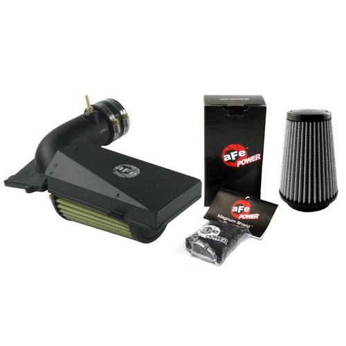 aFe POWER Magnum FORCE Stage-2 Si Cold Air Intake System w/Pro-GUARD 7 Filter VW Jetta/Passat/Beetle/Golf 09-15 / Audi A3 10-13 L4-2.0L TDI
