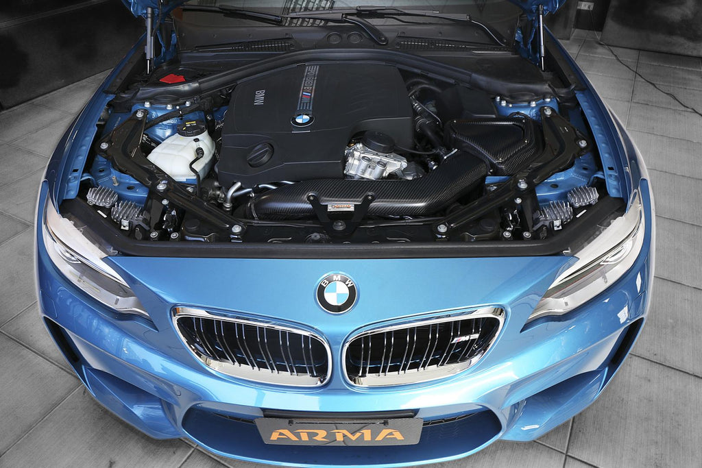 ARMASPEED BMW F87 M2 Carbon Cold Air Intake