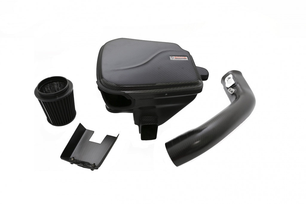ARMASPEED BMW F30 335i Carbon Cold Air Intake