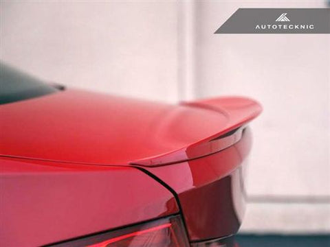 AutoTecknic Mid-Kick Trunk Spoiler - BMW F30 3-Series | F80 M3 Sedan