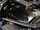 AutoTecknic Vacuumed Carbon Fiber Engine Cover - F80 M3 | F82 F82 M4 | M2 F87 Competition