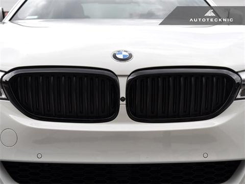 AutoTecknic Painted Center Grille Cover - G30 5-Series