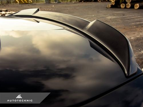 AutoTecknic Carbon Competition Trunk Spoiler - F82 M4