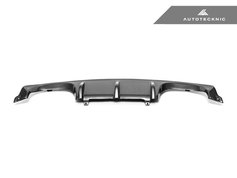 AUTOTECKNIC DRY CARBON COMPETITION REAR DIFFUSER - F80 M3 | F82/ F83 M4