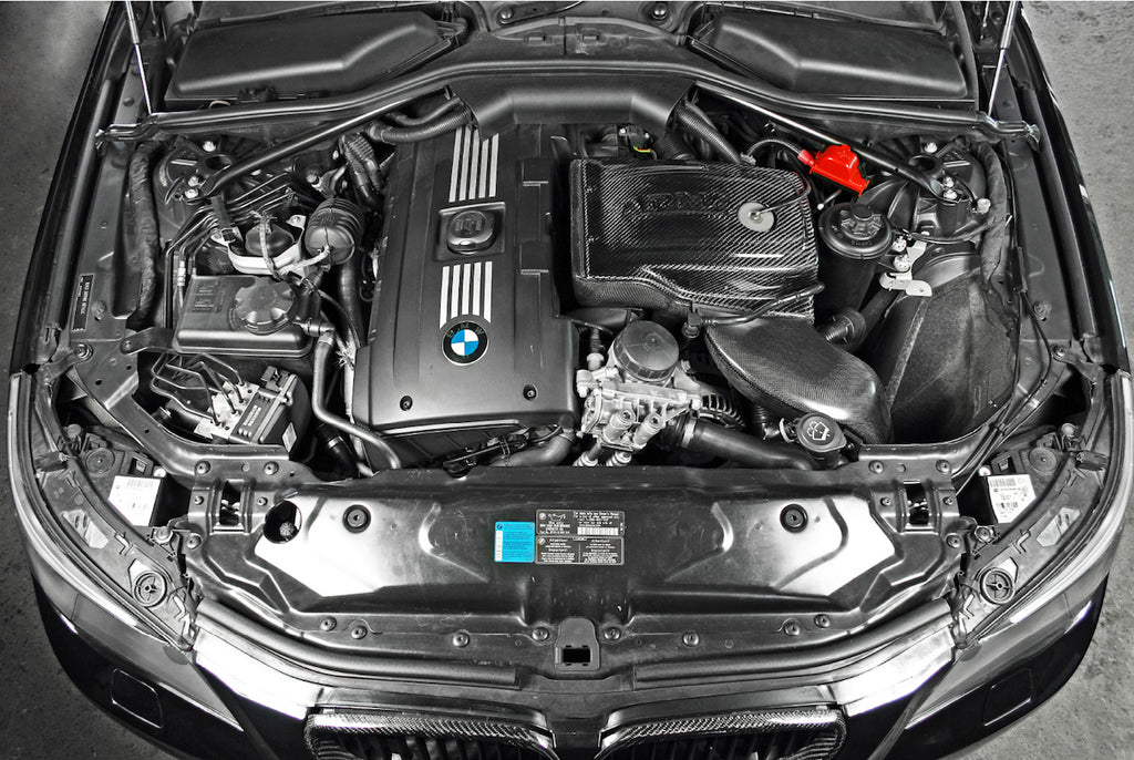 ARMASPEED BMW E60 535i Carbon Cold Air Intake