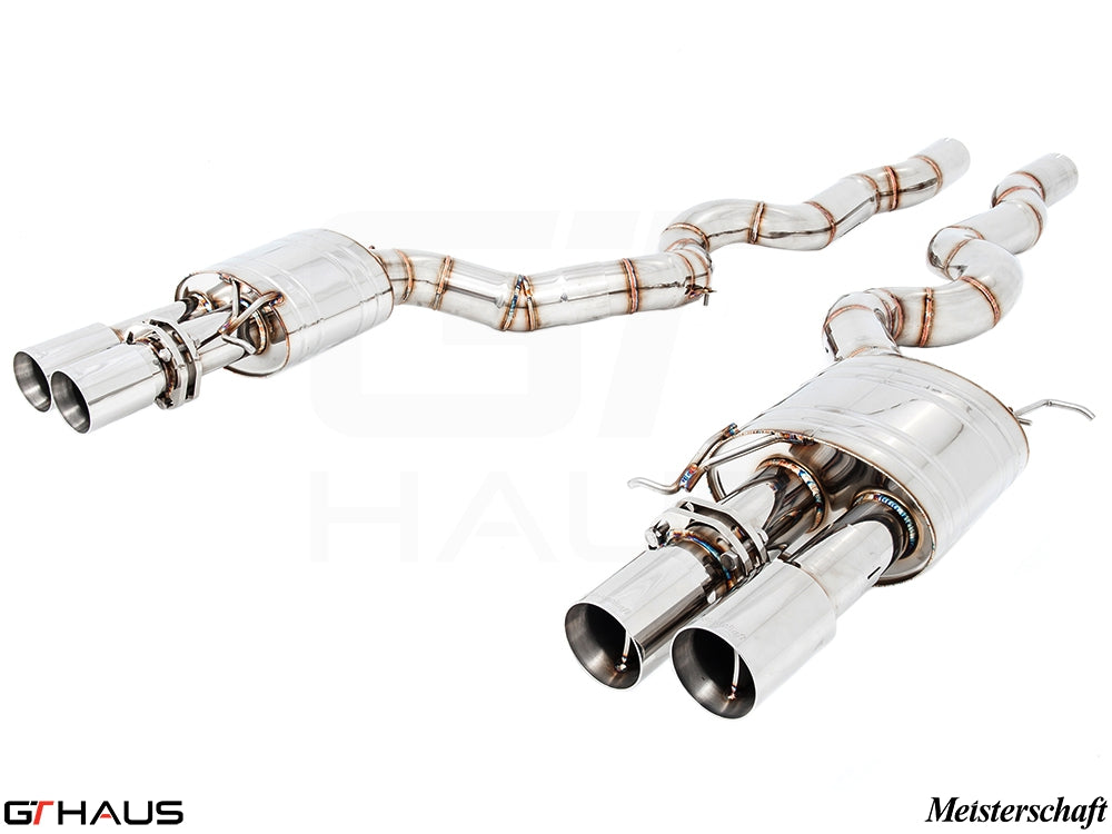 GTHAUS MEISTERSCHAFT BMW F10 M5 (F10) SGT RACING (SUPER GT Racing Meist Ultimate Version) Exhaust