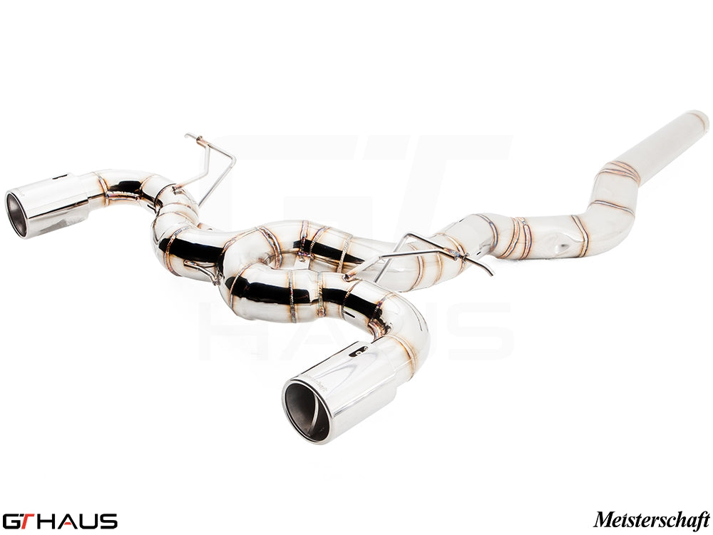 GTHAUS MEISTERSCHAFT BMW M235i | M240i (F22) Coupe SGT Racing (Super GT Racing Meist Ultimate Version) Exhaust