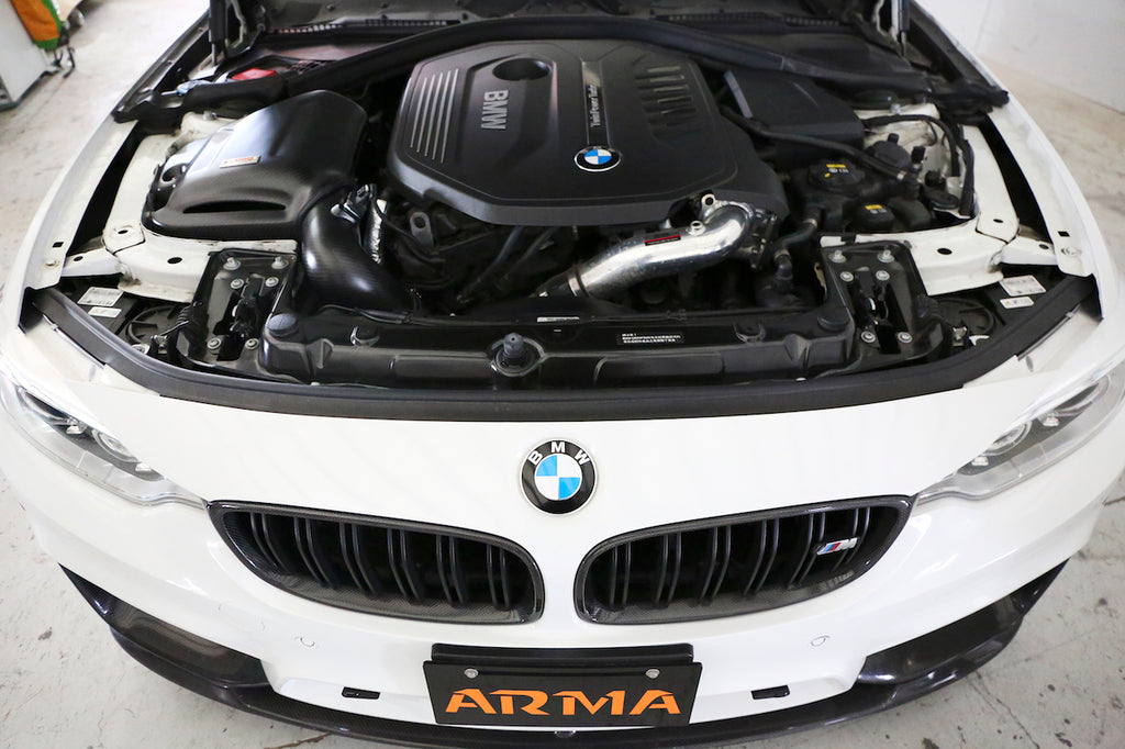 ARMASPEED BMW F30 340i Carbon Cold Air Intake