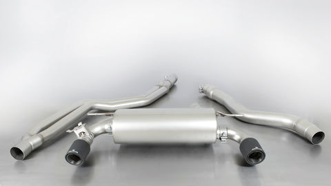 REMUS Performance Sport Exhaust BMW 3 Series 340i 340i xDrive F30 Sedan F31 Sport Wagon Cat Back