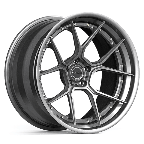 Brixton Forged CM5 TARGA SERIES 3 PIECE STEP-LIP Starting from $2181 per wheel