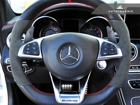 AutoTecknic Competition Shift Paddles - Mercedes-Benz Various AMG Vehicles
