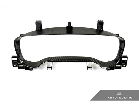 AutoTecknic Carbon Instrument Cluster Trim - G30 5-Series | G32 6-Series GT | F90 M5