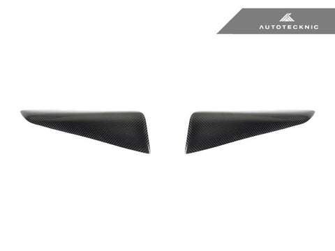 AutoTecknic Carbon Headlight Covers -  Mercedes-Benz W463 G-Class