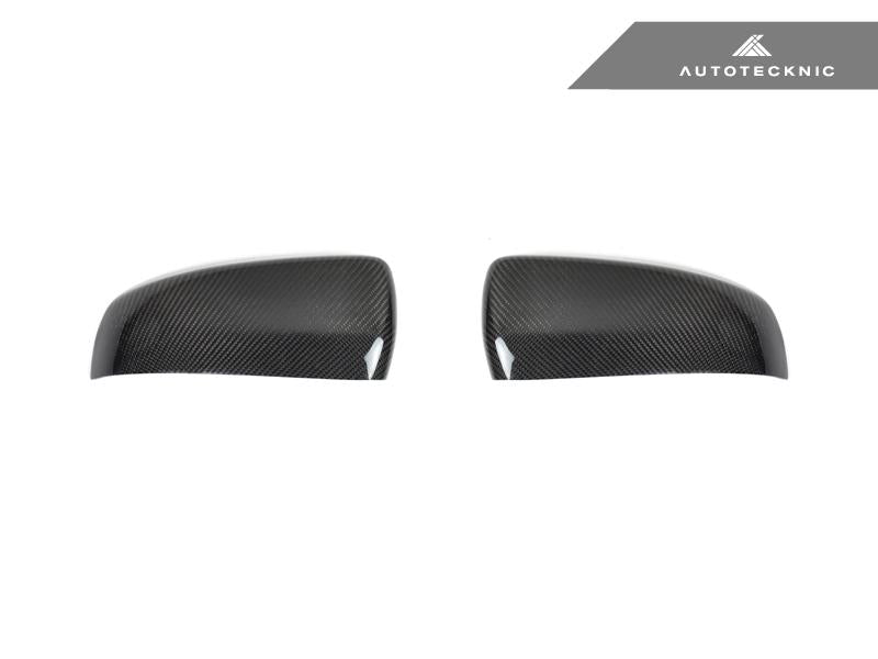AutoTecknic Replacement Carbon Mirror Covers - E70 X5 | E71 X6