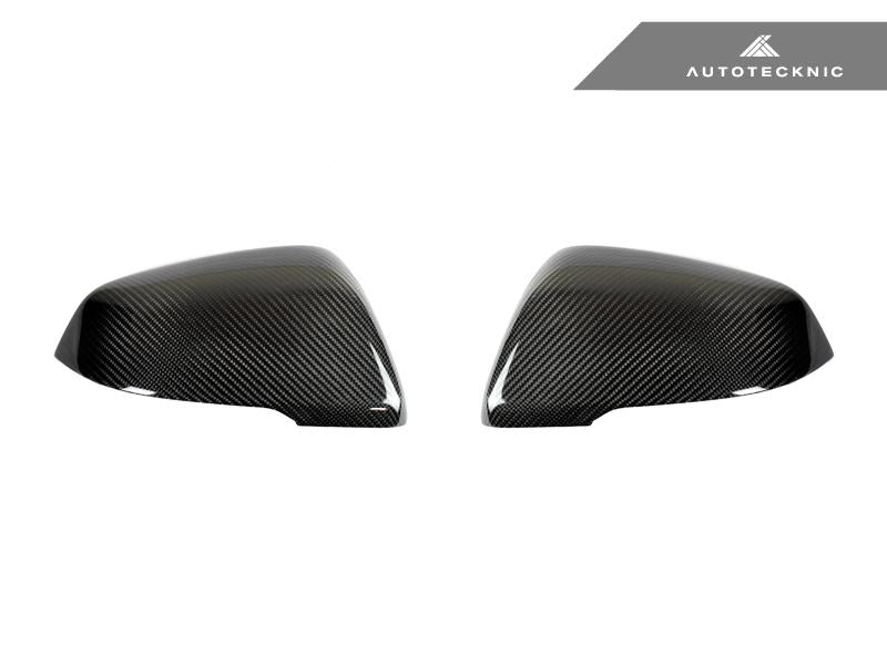 AUTOTECKNIC REPLACEMENT CARBON FIBER MIRROR COVERS - A90 SUPRA 2020-UP