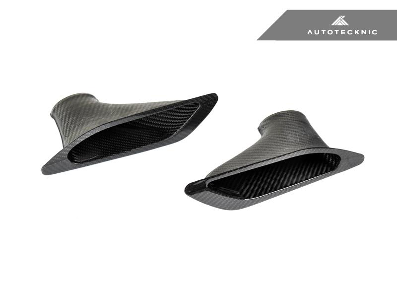 AUTOTECKNIC DRY CARBON COMPETITION BRAKE AIR DUCTS - F80 M3 | F82/ F83 M4