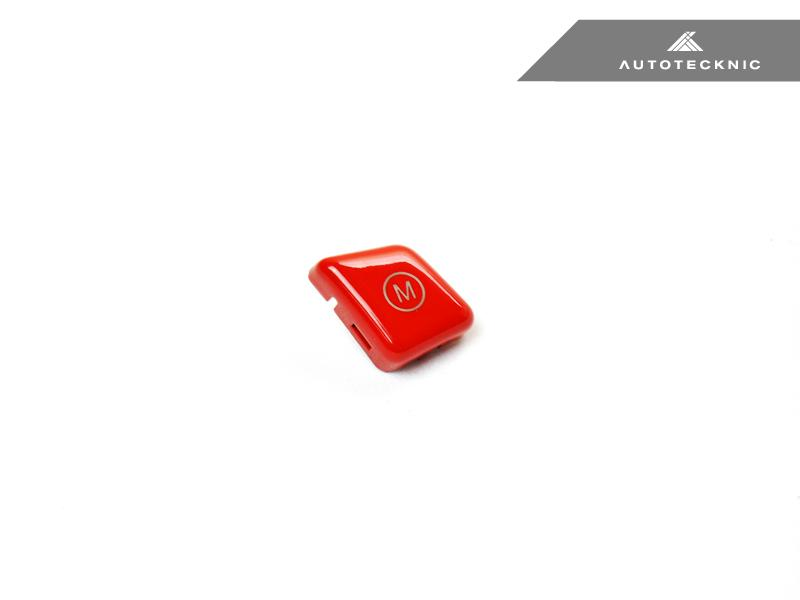 AUTOTECKNIC BRIGHT RED M BUTTON - E60 M5 | E63/ E64 M6