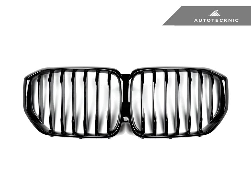 AUTOTECKNIC REPLACEMENT GLAZING BLACK FRONT GRILLES - G05 X5