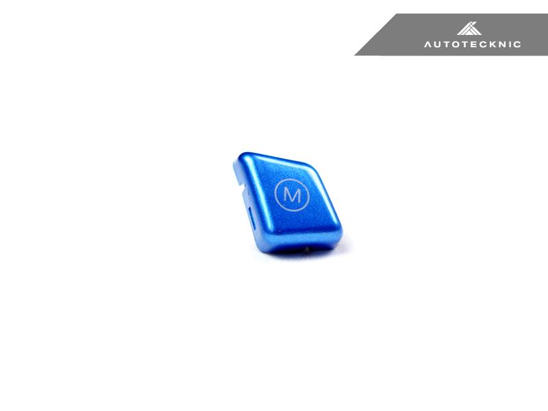 AUTOTECKNIC ROYAL BLUE M BUTTON - E60 M5 | E63/ E64 M6