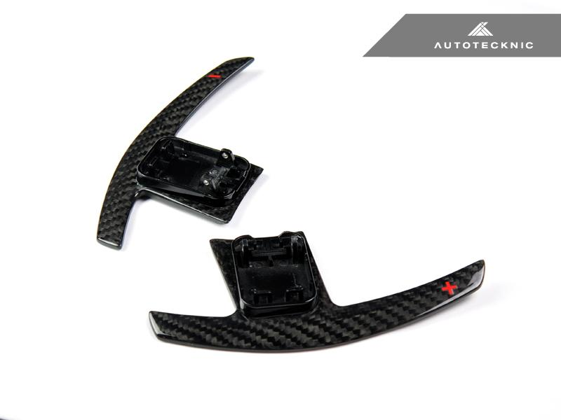 AUTOTECKNIC DRY CARBON BATTLE VERSION SHIFT PADDLES - F97 X3M | F98 X4M