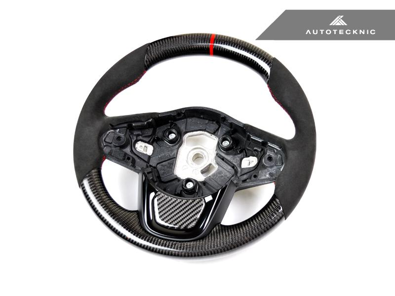 AUTOTECKNIC REPLACEMENT CARBON STEERING WHEEL - A90 SUPRA 2020-UP