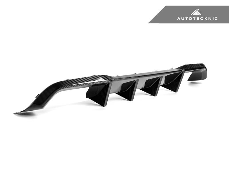 AUTOTECKNIC DRY CARBON COMPETITION REAR DIFFUSER - F87 M2 | M2 COMPETITION