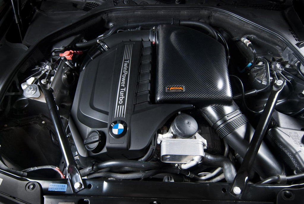 ARMASPEED BMW F10 535i Cold Carbon Intake