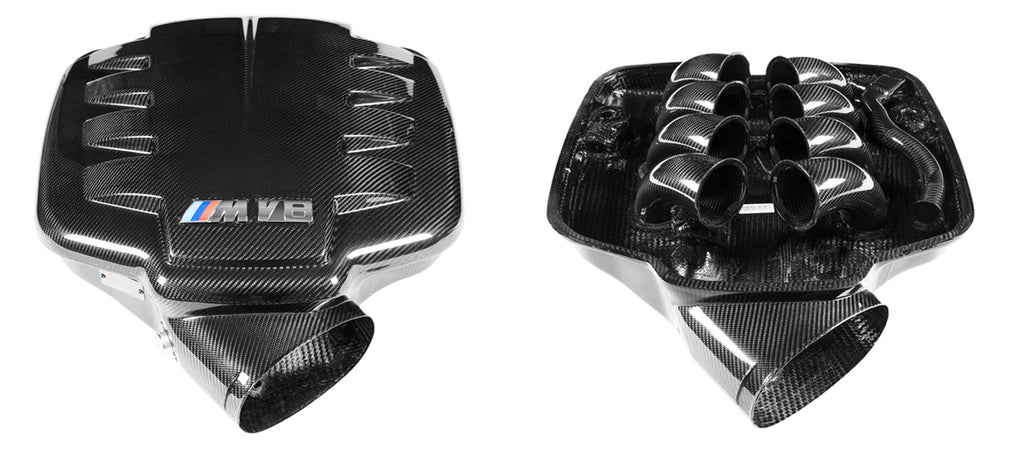 Eventuri BMW M3 (E90/E92/E93) (S65) Carbon Inlet Plenum