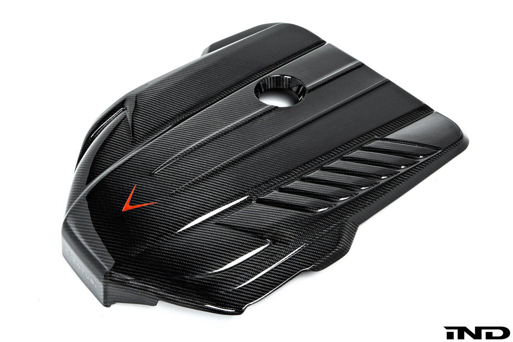 Eventuri Toyota Supra MK5 (A90) Carbon Engine Cover