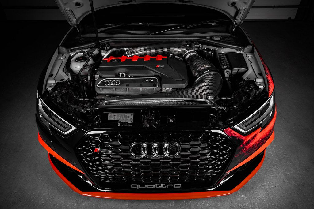 Eventuri Audi 8V RS3 Gen 2 Carbon Intake - Stage 3