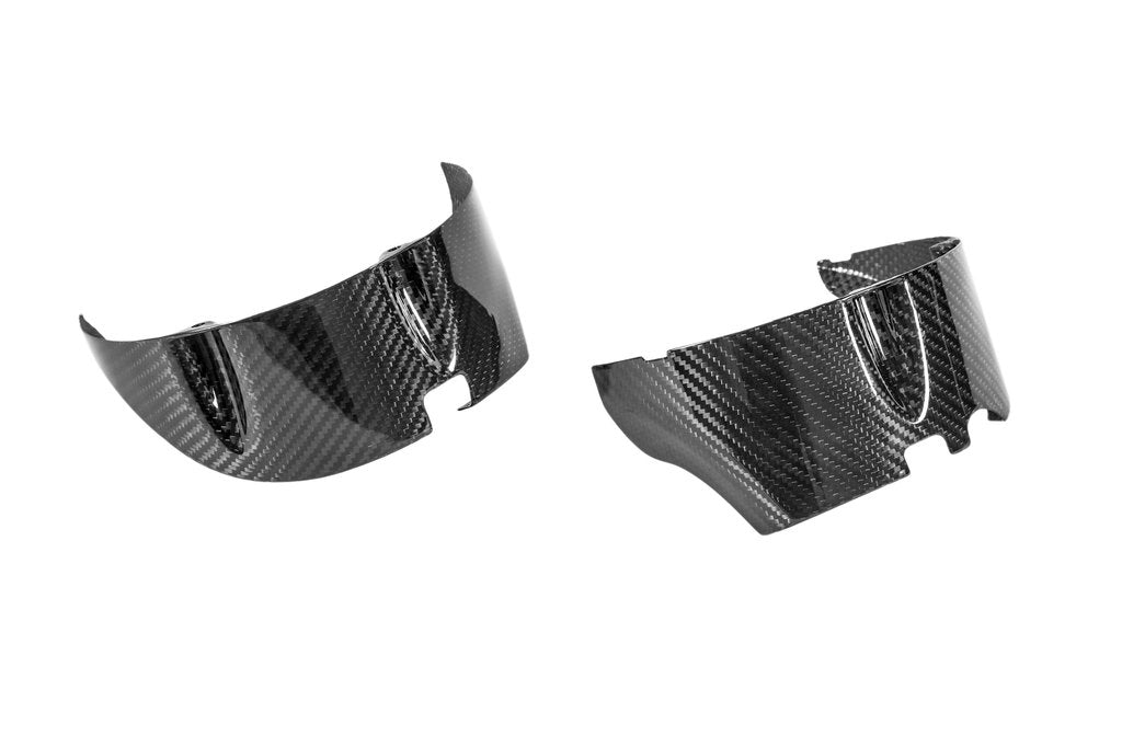 Eventuri BMW M5 - F90  (S63M) Carbon Shroud Set upgrade from V1 to V2