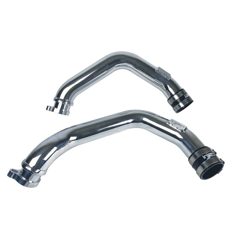 INJEN SES INTERCOOLER PIPES (POLISHED) - SES1116ICP - BMW M3 (F80) / M4 (F82/F83) / M2 Competition
