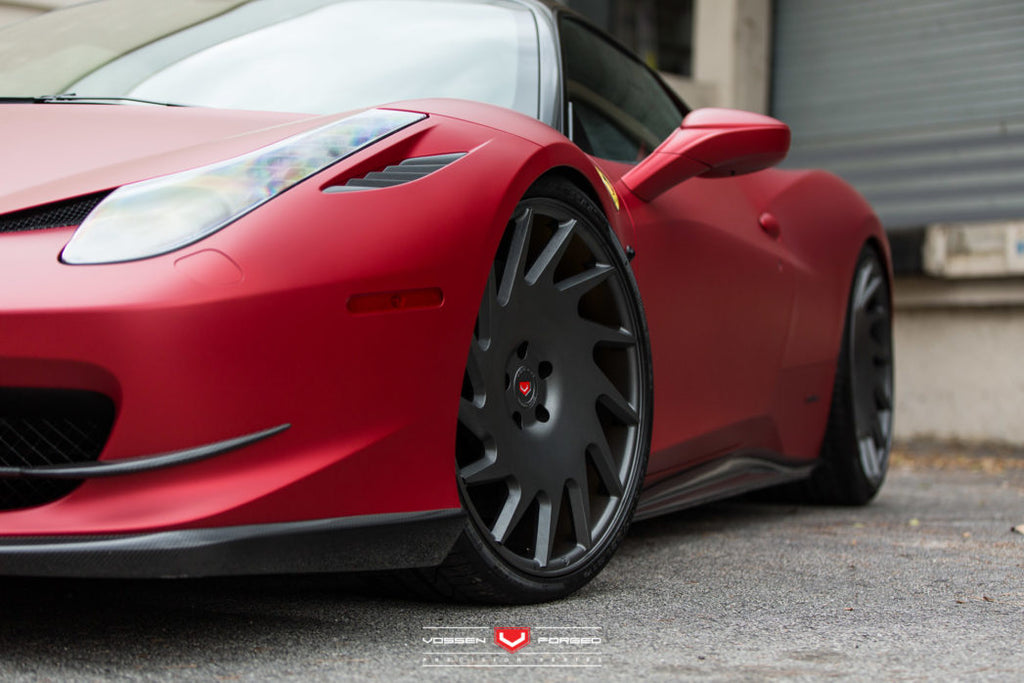 Vossen Forged VPS-313T Starting at $1800 per Wheel