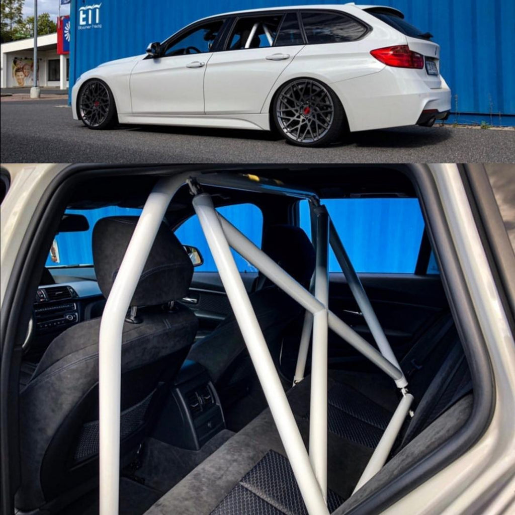Bavarian Car Tuning - Show & Shine Clubsport ISOFIX Roll Cage / Roll Bar Variant 1