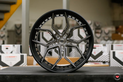 Vossen Forged EVO-4R (3-Piece) Starting at $2600 per Wheel